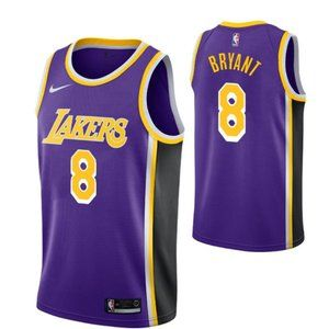Women Los Angeles Lakers #8 Kobe Bryant Jersey